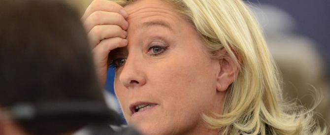 Le Pen: «Dagli immigrati violenze a raffica. E la sinistra è complice»