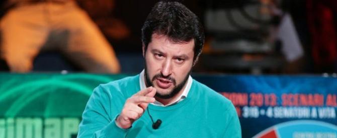 Con la Lega dei Popoli Matteo Salvini punta al Centro e al Sud