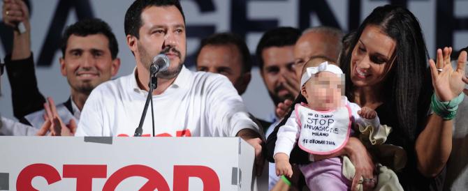 Salvini riapre a Berlusconi e difende Casapound: «Meglio dei centri sociali»