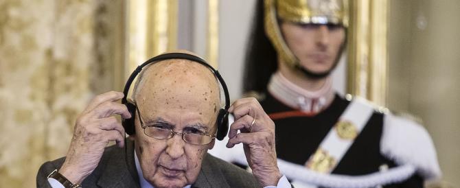 La deposizione di Napolitano: gli attentati della mafia furono un ricatto