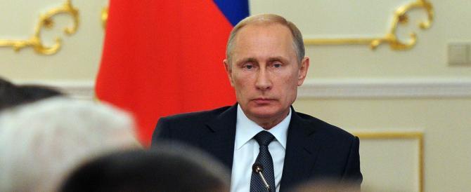 """Nella """"guerra sporca"""" contro Putin in campo i giornali Usa: «Ha un tumore»"""