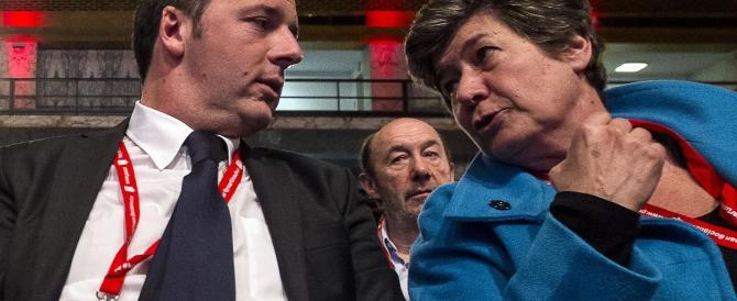 Lavoro, la Meloni contro Renzi e Cgil: «Avete uno straccio di idea?»