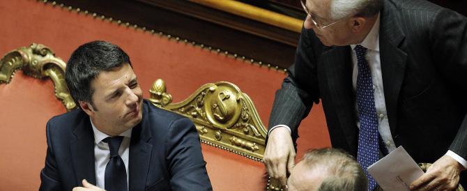 """Mps, Renzi vuole salvare la banca """"rossa"""" con i soldi pubblici"""