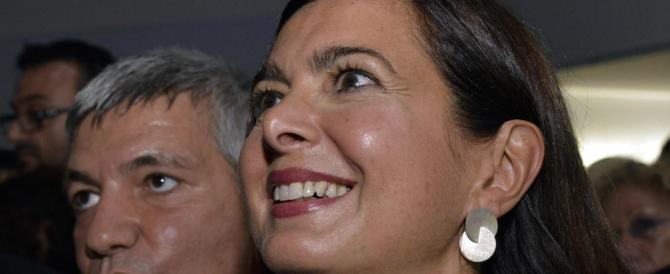 """Camera, solo un grande bluff i """"tagli"""" della Boldrini agli stipendi del personale"""