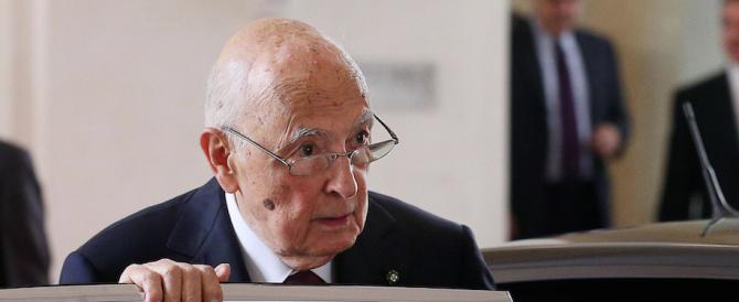 Stato-mafia, trovato l'espediente per non far incontrare Napolitano e i boss al Quirinale