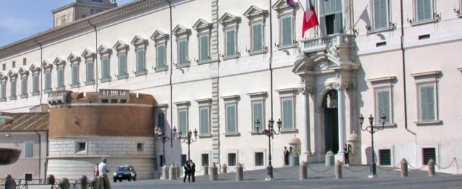 Napolitano nomina due giudici della Consulta e invita il Parlamento a uscire dallo stallo