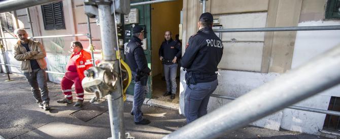 Tragedia nella Roma degli immigrati: trovati morti due bimbi e la madre