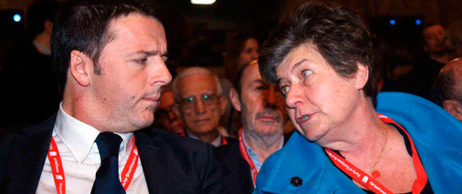 «Matteo Renzi come Margaret Tatcher»: l'ardito paragone di Susanna Camusso