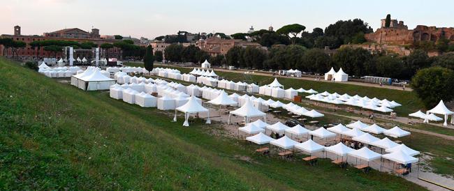 Grillo, fifa e arena: Cinquestelle al Circo Massimo tra spaccature interne e paura del grande flop