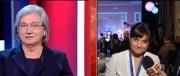 La Bindi in tv: renziani «imbarazzanti». E il Pd si spacca in diretta