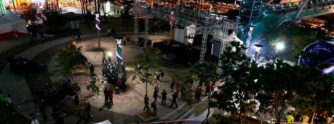 Corea del sud, si suicida il capo della sicurezza dopo la morte di 15 ragazzi al concerto rock