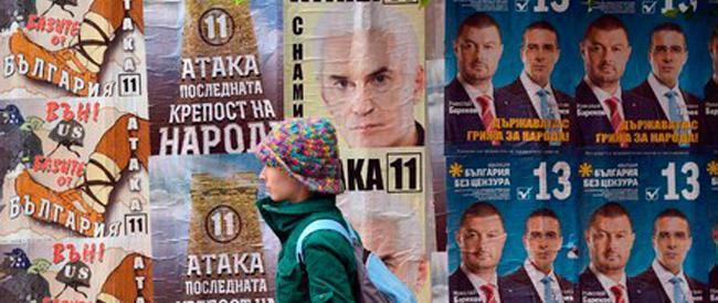 Batosta per la sinistra: in Bulgaria gli elettori affondano il partito socialista