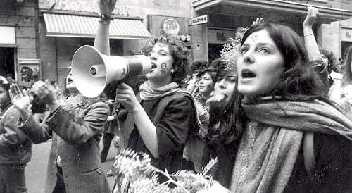 In odio a Renzi la sinistra-sinistra diventa anche antifemminista