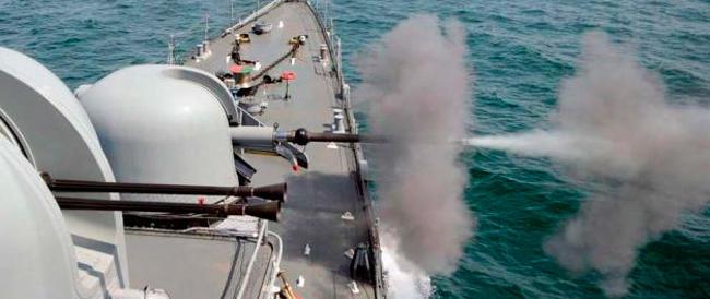 Coree, scontro a fuoco tra due motovedette