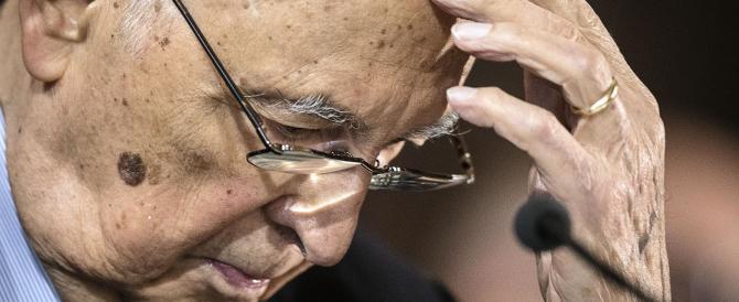 Stato-mafia, il legale di Riina potrà interrogare Napolitano