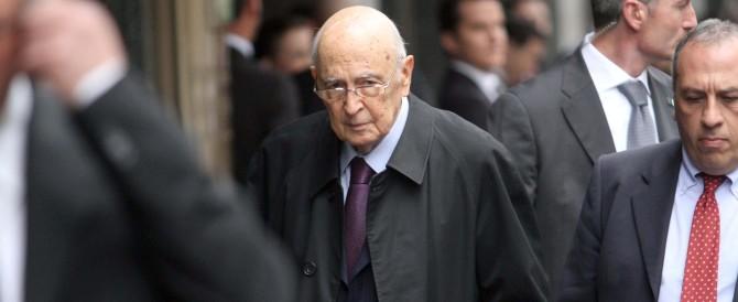 Stato-mafia, pronte le domande dei pm a Napolitano