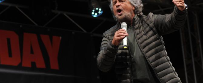 Grillo, autogol sulla mafia: «Aveva una morale, andrebbe quotata in Borsa»