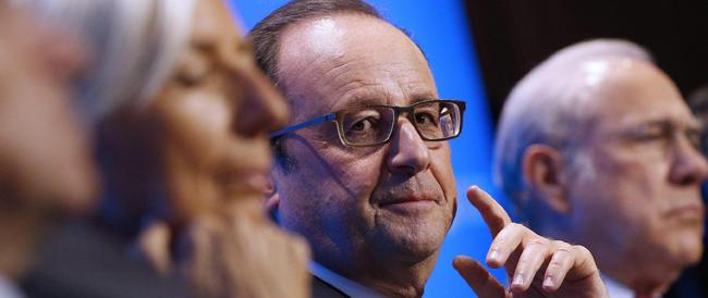 «Basta, Hollande deve andarsene». Lo dicono anche gli elettori della sinistra