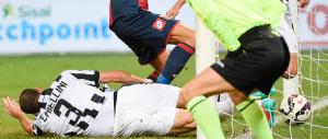 La Juve perde 5 punti e la storia del campionato falsato s'ammoscia