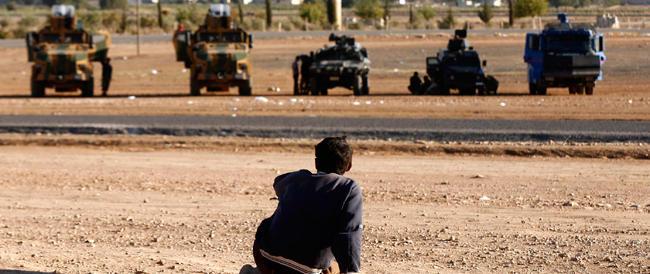 Poco efficaci i raid anglo-americani: l'Isis avanza e conquista anche Kobane, al confine turco-siriano