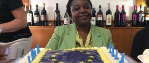 La Kyenge annuncia: «Mi trasferisco in Germania». In tanti esultano, ma era solo un gioco…