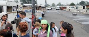 I rom come i centri sociali: occupano le case e pretendono di restarci