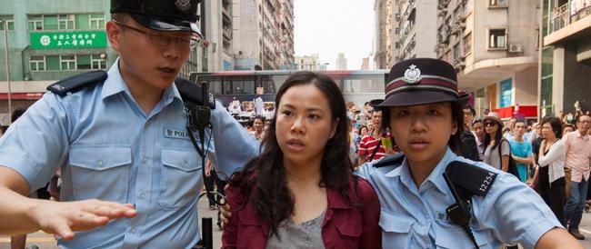 Hong Kong, ultimatum del governo agli studenti: «Entro lunedì dovete sgombrare le strade»