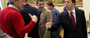 Renzi: «La vertenza Ast va separata dal confronto politico»