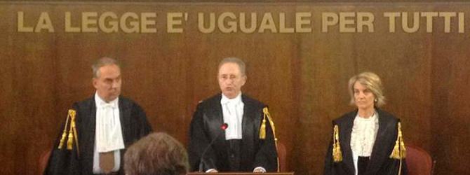 Caso Ruby, anche il presidente della Corte d'appello contro il dimissionario Tranfa: «Calpestate tutte le regole»