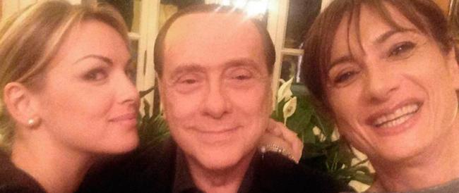 Luxuria a cena dal Cav: «Ora conosco la sua scelta, sosterrà le unioni civili alla tedesca»