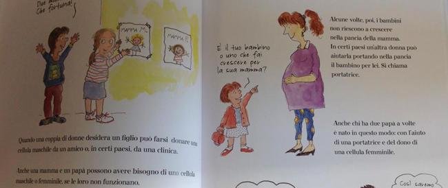 I fanatici dell'ideologia gender puntano sugli asili: lì va spiegato che la mamma può fare anche il papà…