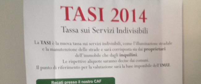 Arriva la Tasi: più cara dell'Imu per le case popolari