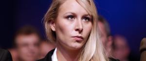 """Front national, il congresso incorona la """"terza"""" Le Pen alla vicepresidenza"""