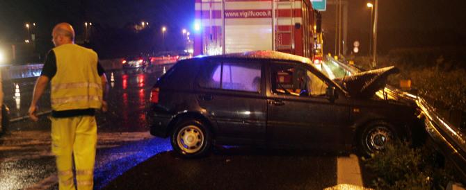 Tre morti per un contromano in autostrada ma nessun colpevole