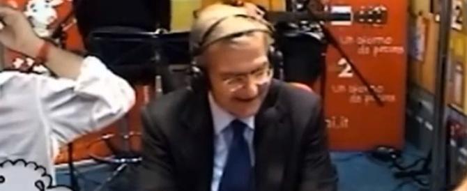 """Cicchitto in un video spara a zero sulla Lega: """"Salvini mi fa schifo"""""""