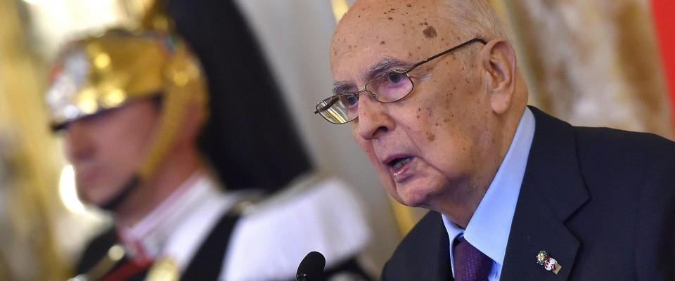 Renzi sale al Colle: sulle riforme è ancora Napolitano a dettare i tempi