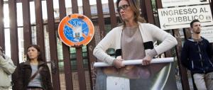 Roma, Ilaria Cucchi si offre alla sinistra come candidata a sindaco