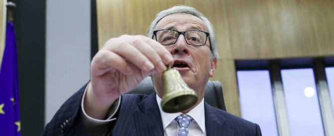 Metà Europa vuole la testa di Juncker. La replica: «Brexit non l'ho voluta io»