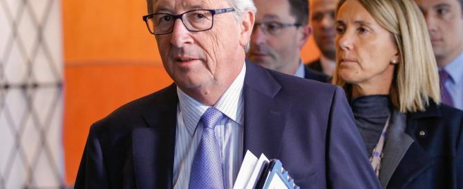 Juncker attacca Renzi: «Non sono il capo di una banda di burocrati»