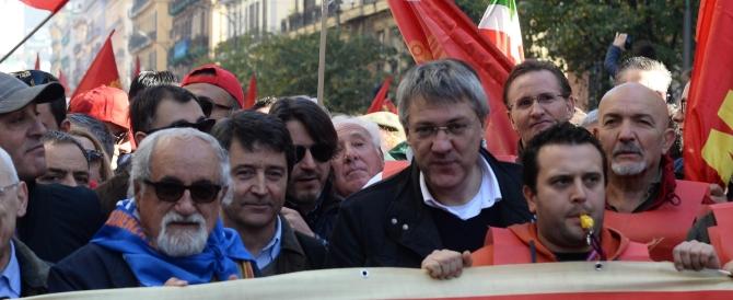 Landini a testa bassa: «Renzi non piace agli onesti».  Ira nel Pd
