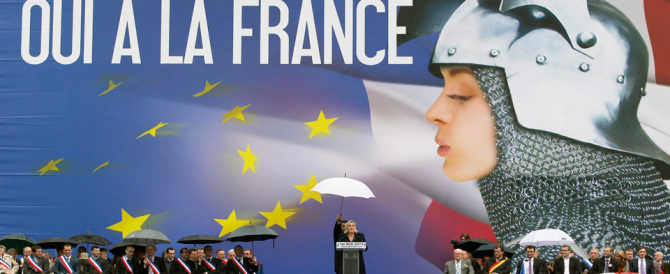 Marine Le Pen: porto la Francia fuori dall'Unione europea