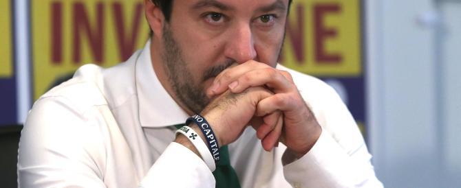 Salvini avverte Berlusconi: «No ad alleanze se ricuce con Alfano»