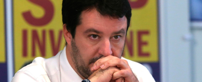 Salvini rischia di giocarsi la Lombardia