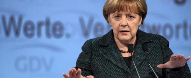 """I """"falchi"""" della Merkel minacciano l'Italia: «A marzo arriveranno sanzioni»"""