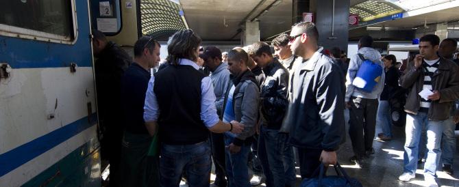 Migranti: noi li accogliamo e l'Europa li respinge. Lo dimostra un video sul web