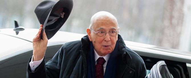 Gasparri denuncia: sul vilipendio il Pd svicola per incastrare Storace