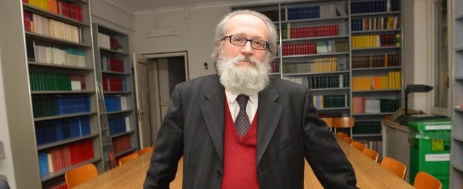 Il professor Becchi a Grillo: «Alle regionali rischio crollo»