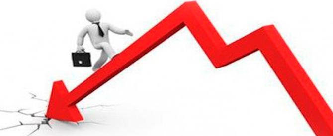 Renzi bocciato in economia: il 2014 si chiuderà con il Pil sotto zero