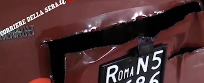 Da un garage della polizia spunta la Renault rossa del delitto Moro