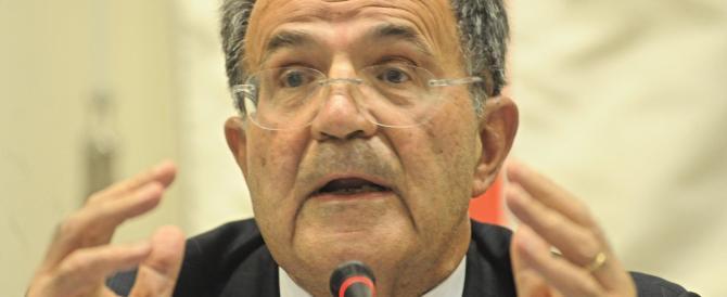 Se n'è accorto persino Prodi: «Sui migranti la Ue ci ha abbandonato»